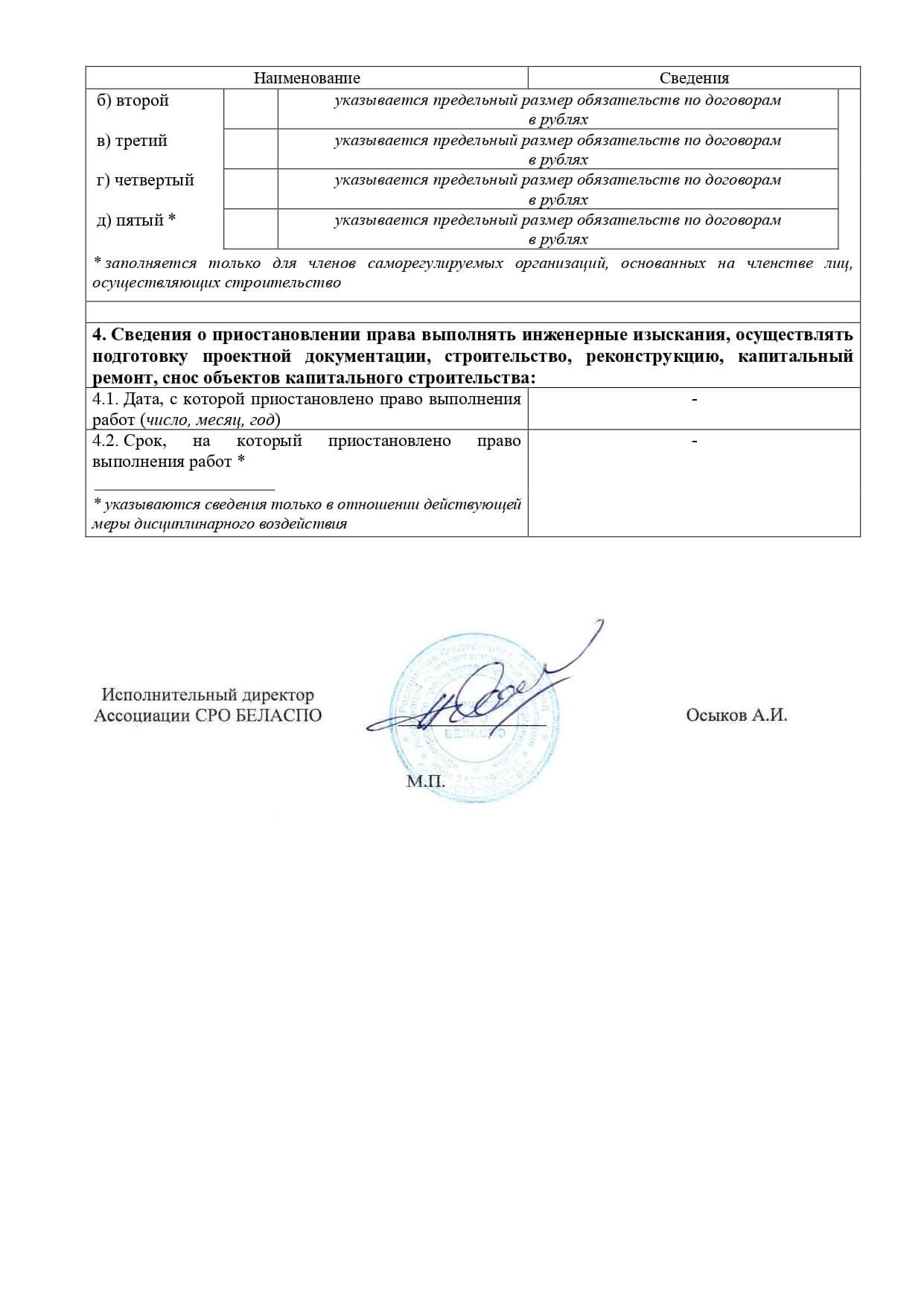 №1713 Выписка из реестра по форме №86 от 02.07.2020 ООО Специнжпроект_page-0003